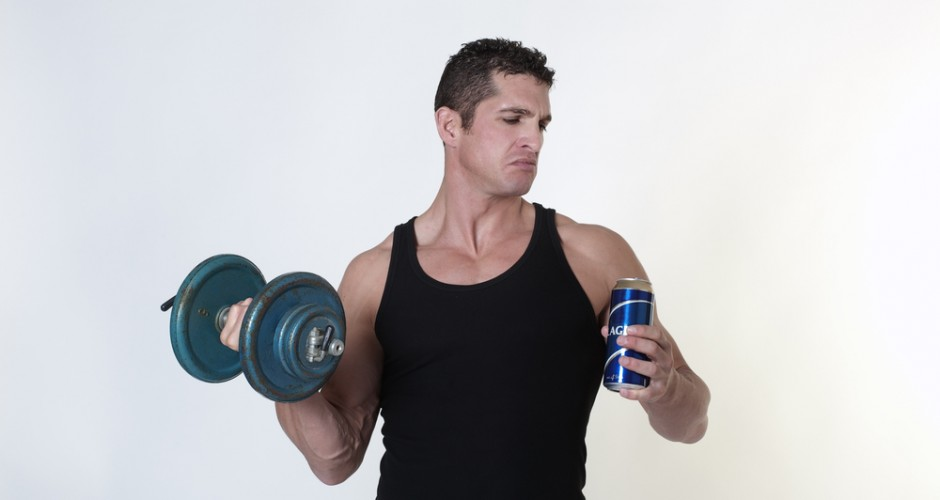 Drinking Alcohol After Exercise