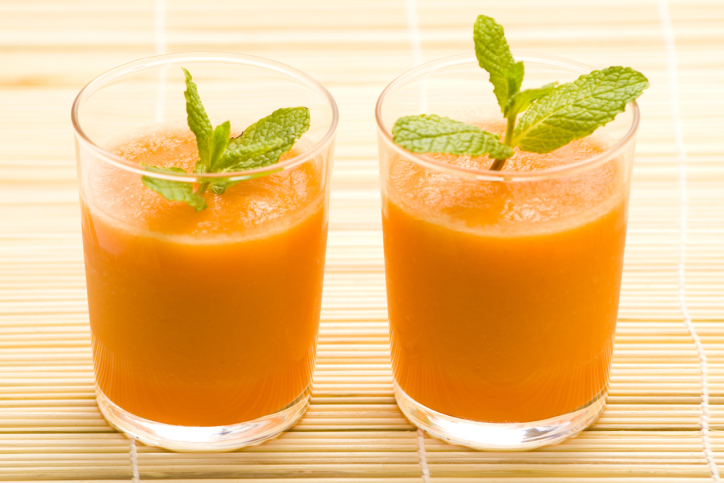 carrot smoothie