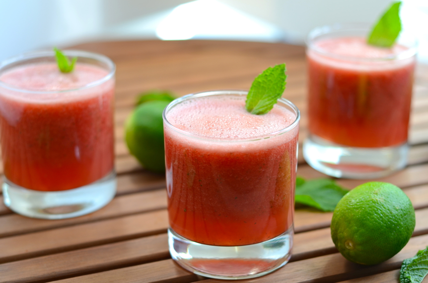 watermelon-mint-smoothie