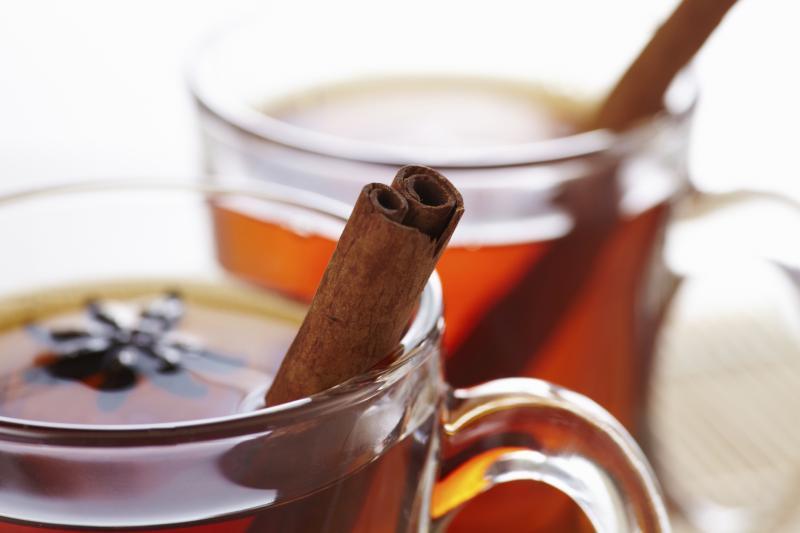 Cinnamon Honey Energy Drink
