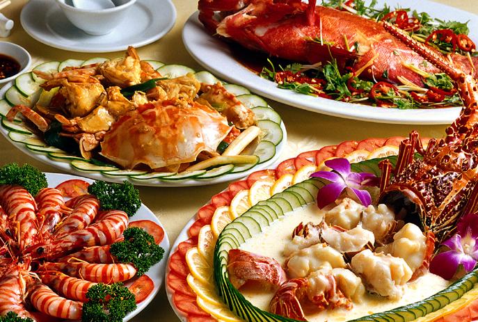 Selenium-Seafoods