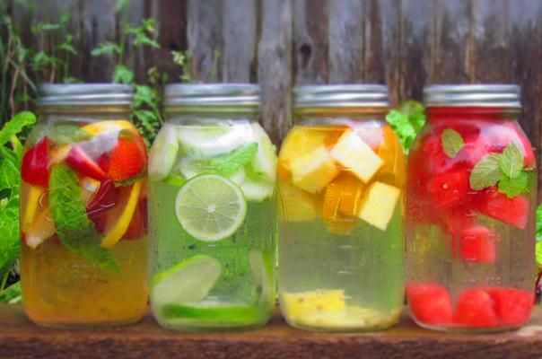 Healthy Flavored Water You Can Make at Home