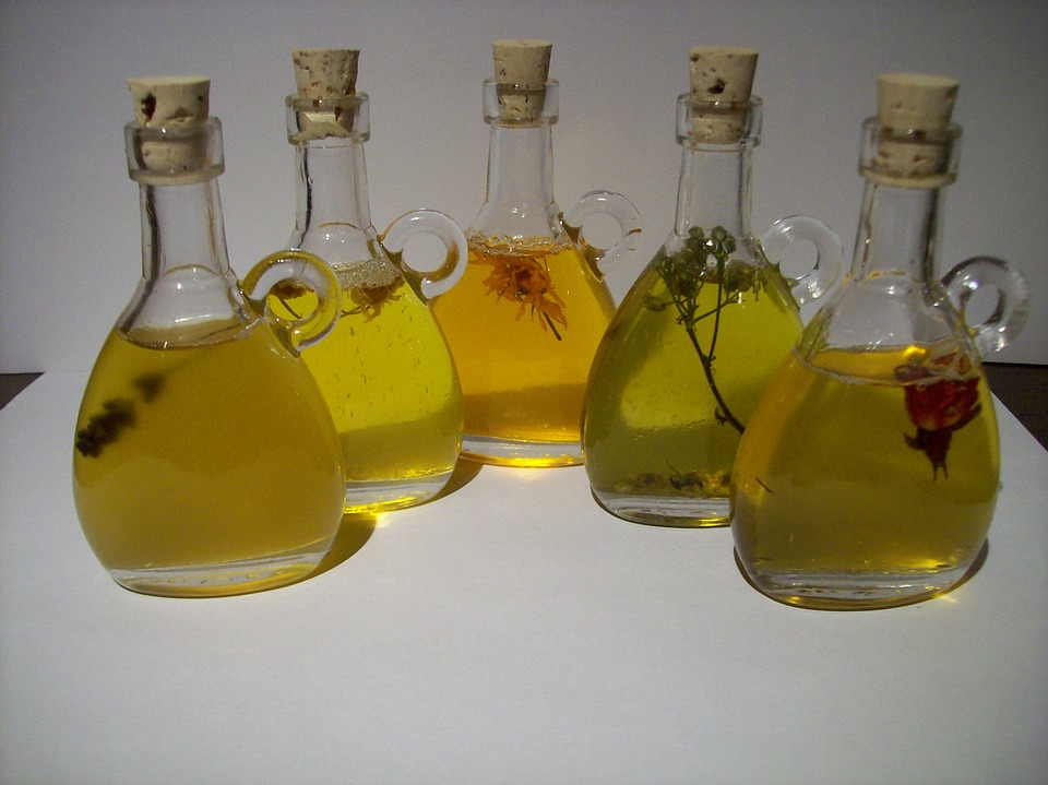 Essential Oils That Help Bust Stress