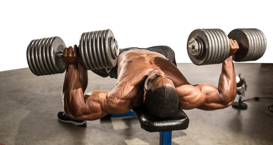 dumbbell-chest