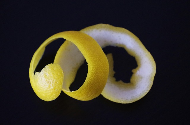 health benefits of citrus peel