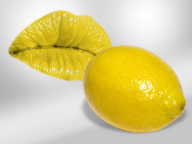lemon beauty hacks