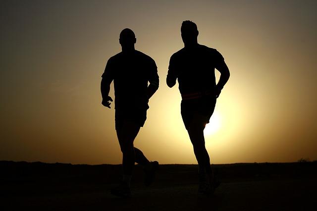 running can help cure a broken heart