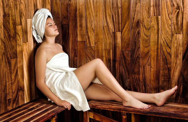 Study Says, Saunas Lower Your Risk from Heart Disease