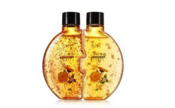 natural shampoo for hair loss