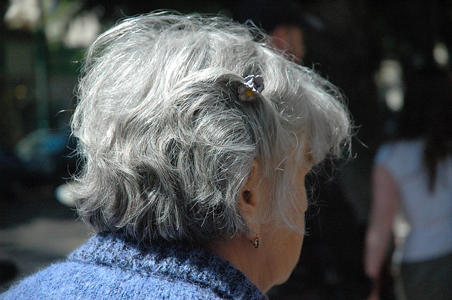 gray hair and heart disease
