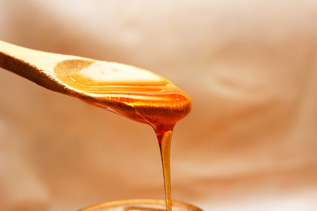 beauty uses of honey