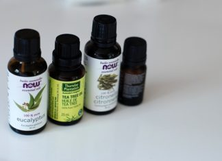 TEA TREE OIL for skin