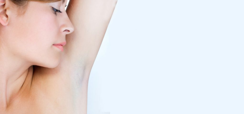 dark underarms remedies