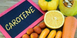 foods high in beta-carotene