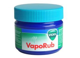 use vicks vaporub for insect bites