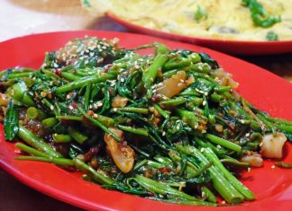 benefits of water spinach