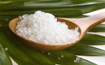 epsom salt for back pain
