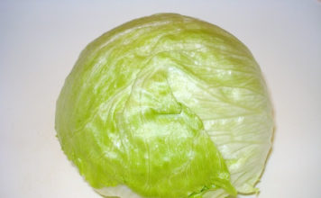 healthy reasons to eat iceberg lettuce