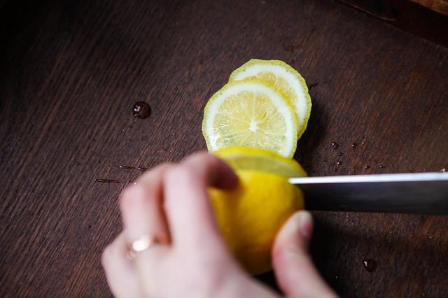 lemons to get that smooth skin