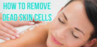 Removing Dead Skin Cells Naturally