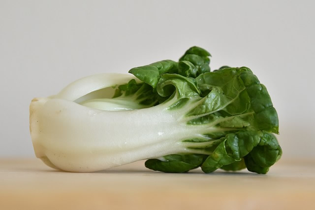 bok-choy juice for healthier skin