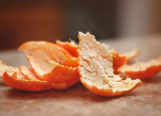 orange peel facial treatment
