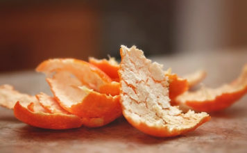 orange peel facial treatment