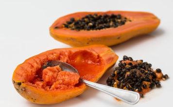 papaya for healthy hair