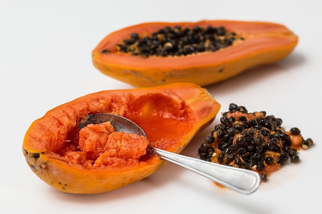 papaya for healthy hair