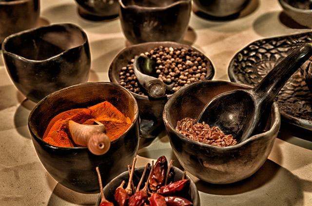 spices for healthier skin