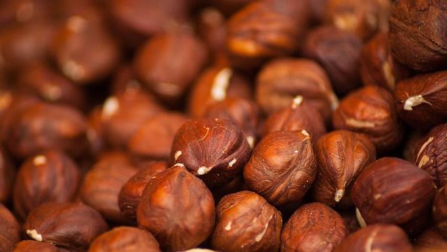 hazelnuts health benefits