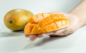 mangoes for heart health