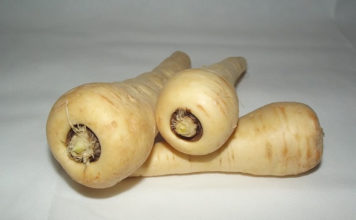 parsnip health benefits