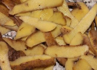 potato peel beauty benefits
