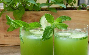 Cucumber juice for arthritis