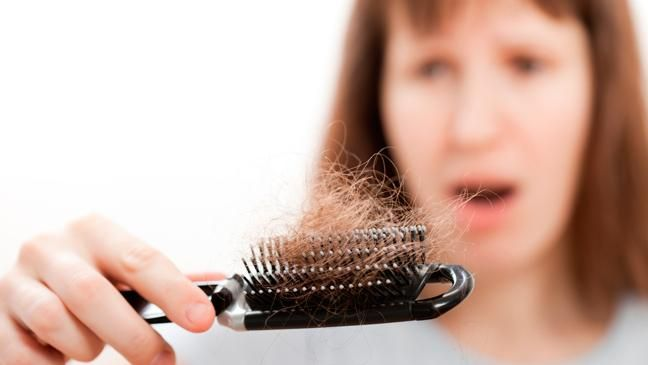 causes and treatment for hair loss