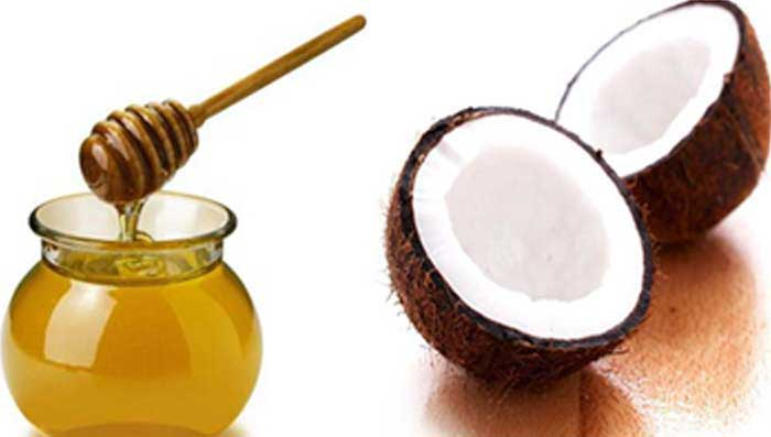 coconut oil honey benefits
