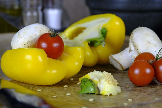 iron-rich vegetarian foods