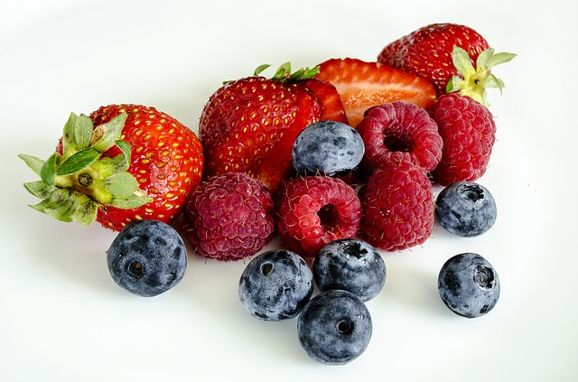 berries for heart health