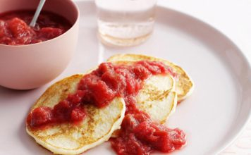 fruit sauce for pancakes