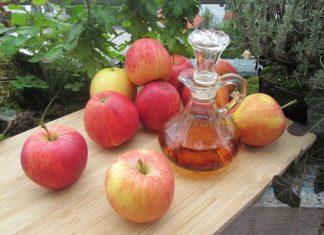 apple cider vinegar for spider veins