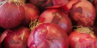 onions for treating colds