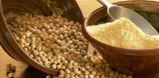 chickpea-flour beauty benefits