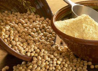 chickpea-flour beauty benefits