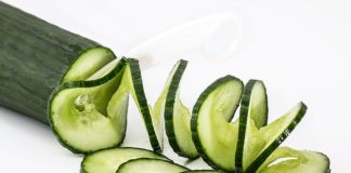 cucumber juice for high blood pressure