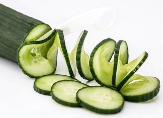 cucumber juice for high blood pressure