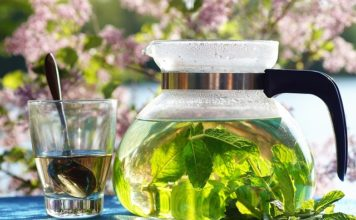 green tea as acne treatment