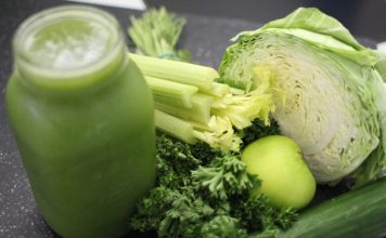 health benefits of parsley juice