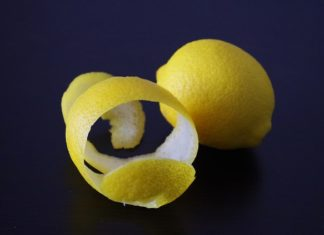 lemon peels benefits