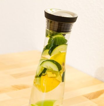 infuse water remedies